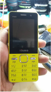 TINMO F600 FLASHFILE