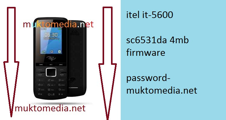it5600 flashfile